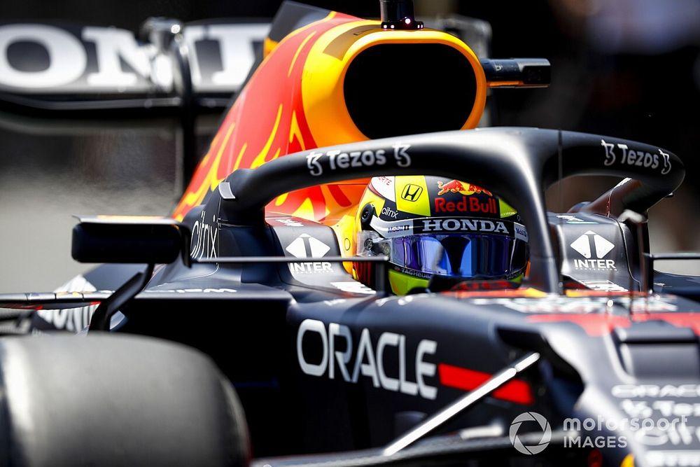 """F1: Pérez se diz """"muito chateado"""" por não se classificar na primeira fila em Baku"""