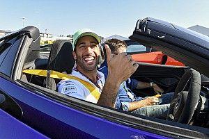 Daniel Ricciardo Tak Pernah Bermimpi Jadi Pembalap Ferrari