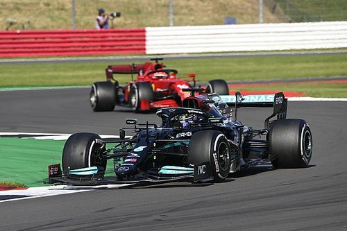 Leclerc: Ferrari can't expect to fight Mercedes at other 2021 F1 races