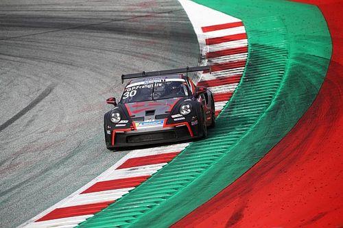 Georgios Frangulis percorre mais de 100km com novo Porsche na Áustria