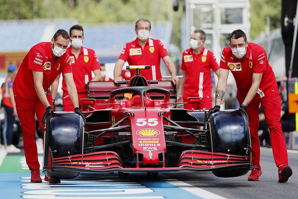 FIA предостерегла команды Ф1: охранники – это не механики