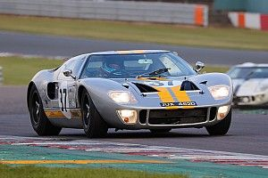 How 'museum pieces' caused a stir in Donington Historic