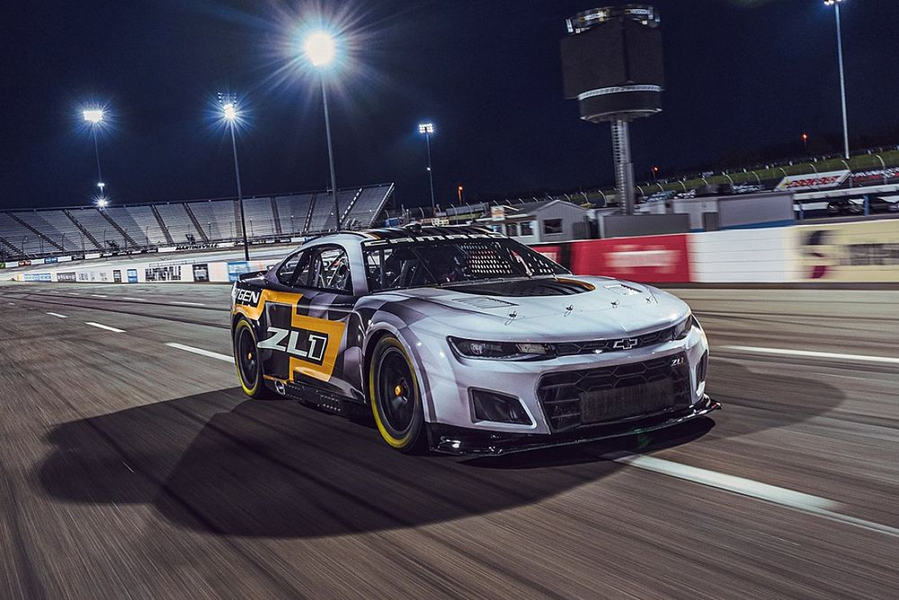 NASCAR signs off Next Gen car, chassis released to teams this week