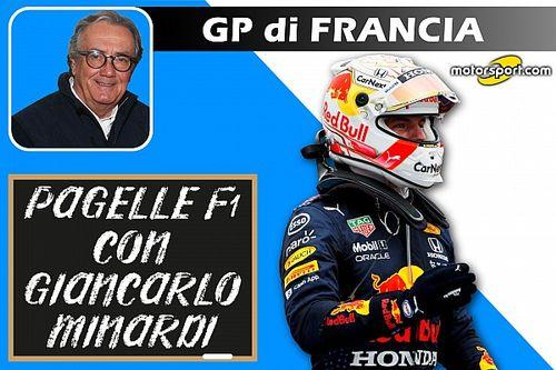 "Minardi: ""Salvo Hamilton, sprofondano i ferraristi"""