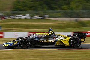 "Herta: Road America podium a ""big confidence boost"" to Andretti team"