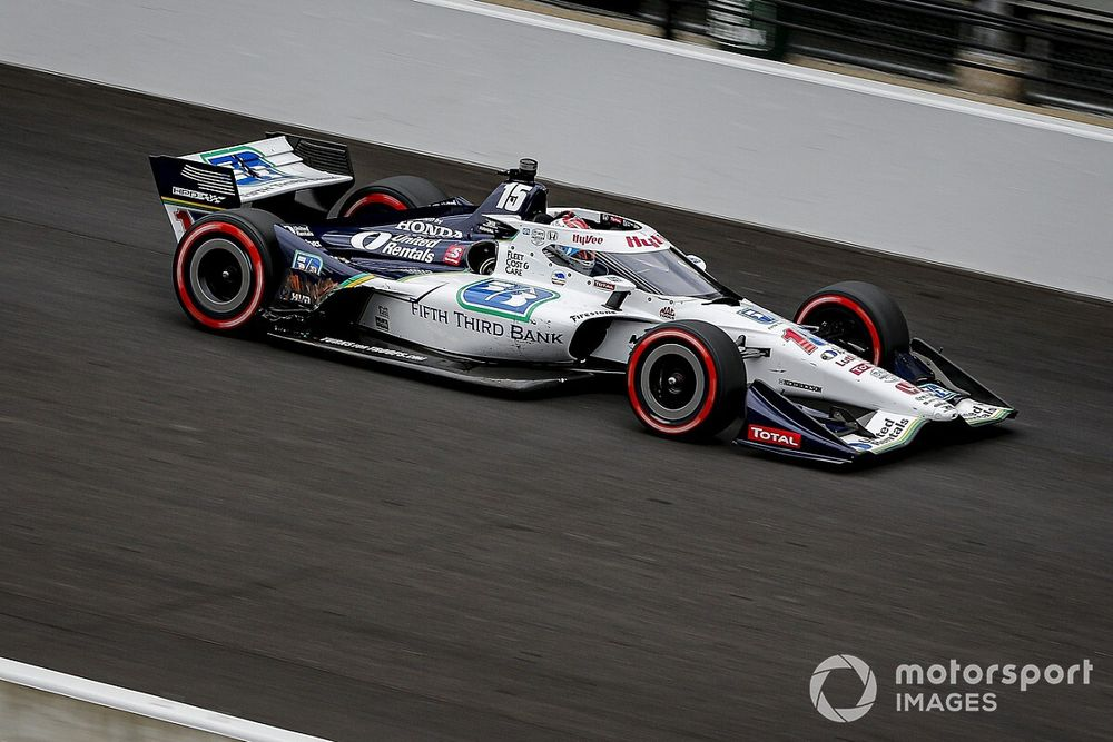 """Rahal on GP Indy: """"One of the better drives I've ever had"""""""