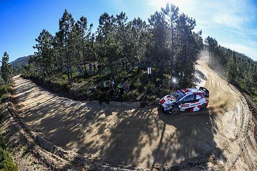 """Ogier: Penultimate leg of Portugal WRC """"biggest of the weekend"""""""