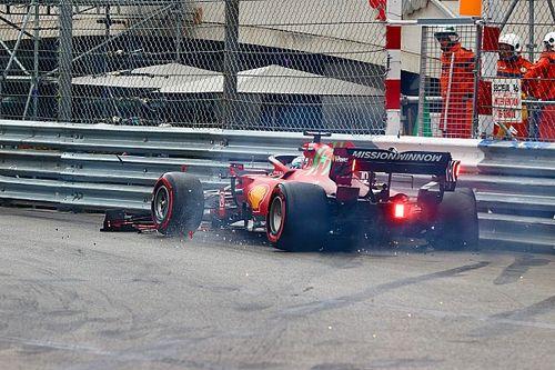 Por qué no tiene sentido decir que Leclerc chocó a propósito
