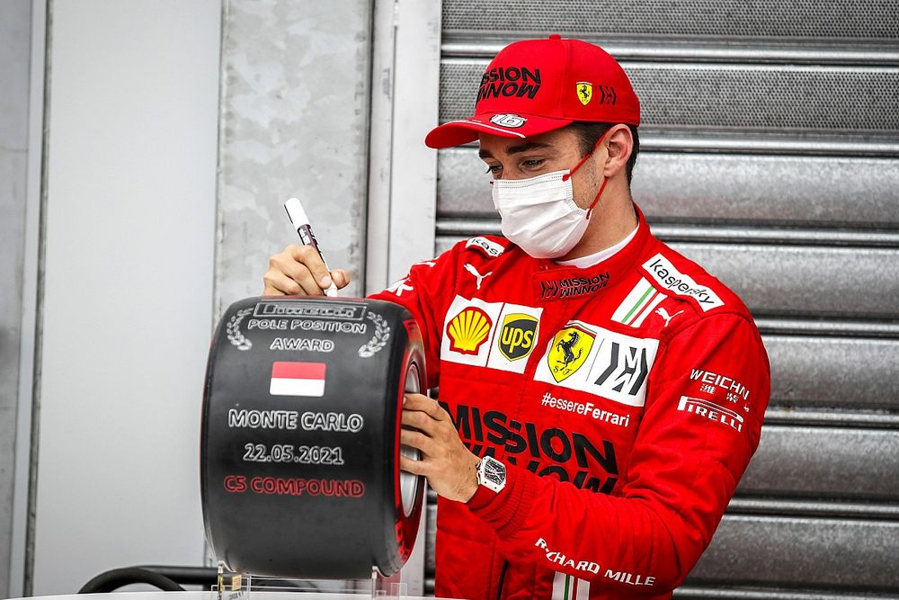 """Leclerc feeling """"quite shit"""" as he waits on F1 gearbox inspection"""