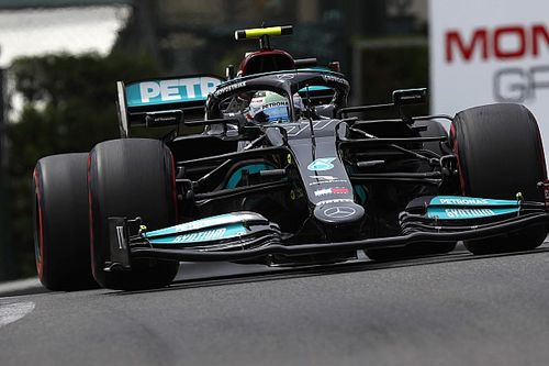 Bottas 'gutted' red flag cost late shot at pole in Monaco