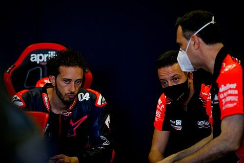 MotoGP: Yamaha confirma retorno de Dovizioso na SRT a partir de Misano