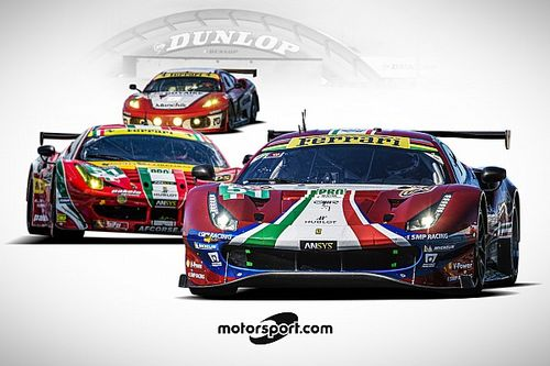 Ferrari et AF Corse, faits pour s'entendre!