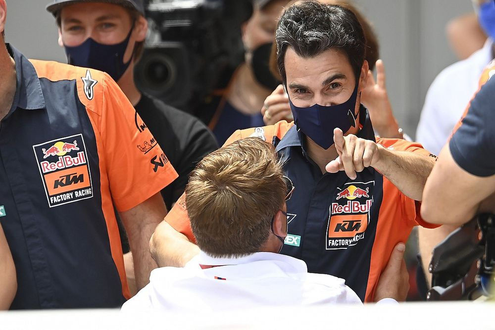 Pedrosa reaparecerá como wildcard con KTM en Austria