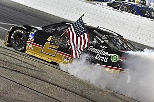 "Brad Keselowski heads into playoffs with ""complete battery recharge"""