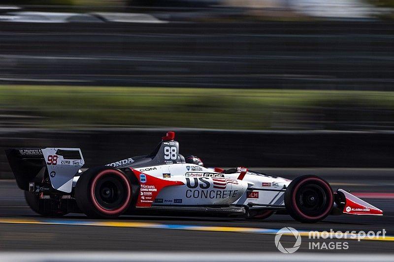 Marco Andretti invests in #98 Andretti Herta Autosport entry
