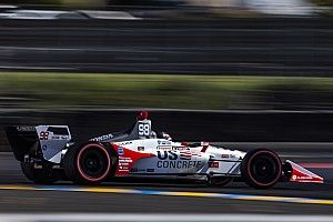 Marco Andretti invests in #98 Andretti Herta Autosport entry