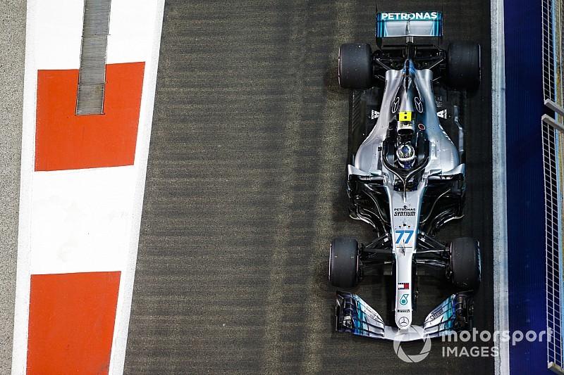 Vettel ve Bottas, Pirelli lastik testini tamamladı