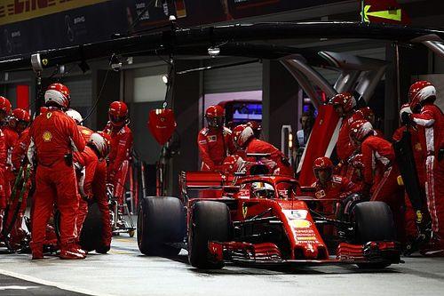 "Vettel bela strategi ""agresif"" Ferrari di Singapura"