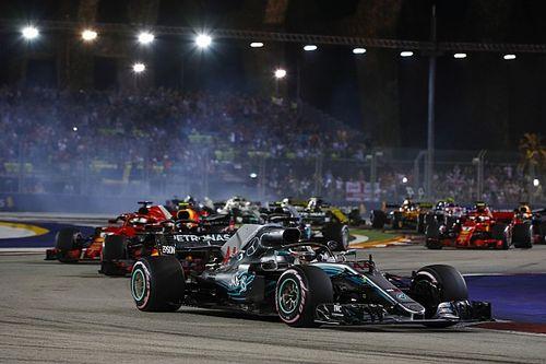 Vidéo - Le top 10 du GP de Singapour