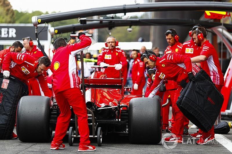 """Räikkönen autójából a benzin, Vetteléből az """"erő"""" fogyott ki a Q3-ban"""