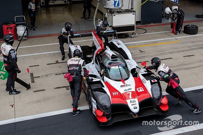 Toyota accepte un désavantage de performance pour Fuji