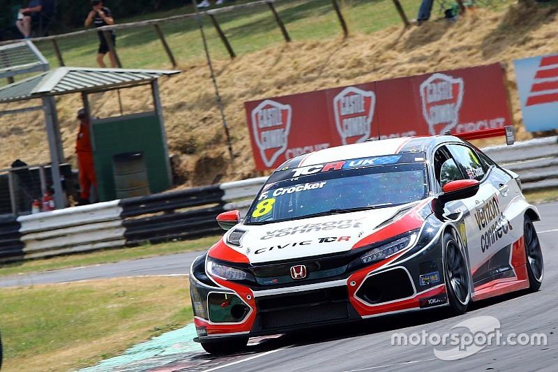 UK: Ashley Sutton al posto di Crocker sulla Honda ad Oulton Park