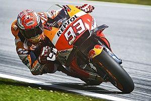 """Márquez espère """"avoir sa chance"""" face aux Ducati en course"""