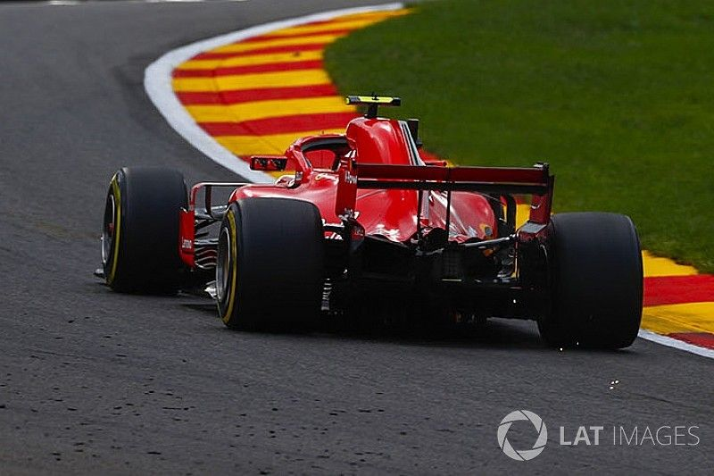 Räikkönen dice que el nuevo motor Ferrari ofrece diferentes sensaciones