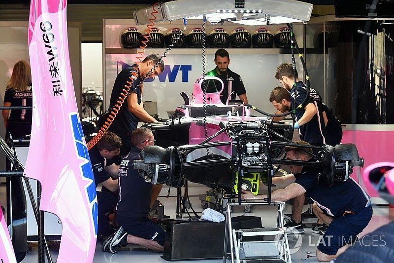 La conferma: Racing Point Force India perde i punti, ma può correre in Belgio