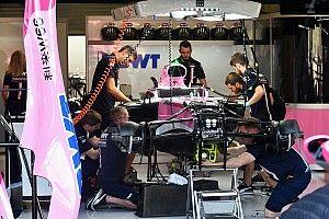 Sondergenehmigung: Force India darf als neues Team starten