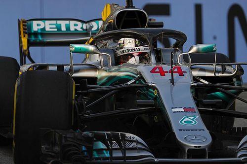 Mercedes plus en confiance que prévu à Singapour?