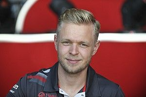 Magnussen's new Haas deal runs through 2020