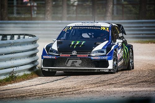 "Kristoffersson ""highly unlikely"" to defend World RX title"