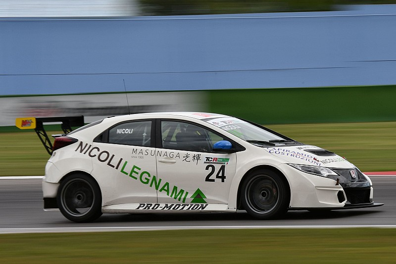 Mauro Guastamacchia debutta ad Imola con la Honda di MM Motorsport