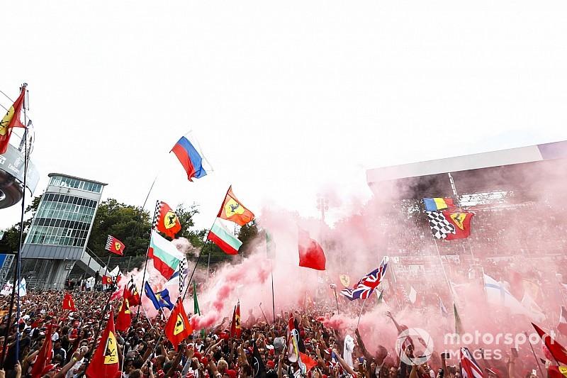 フェラーリ連勝なるか? イタリアGPの見どころとDAZN配信スケジュール