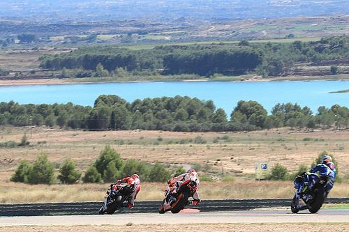 MotoGP Aragon 2019: Die Trainings im Live-Ticker
