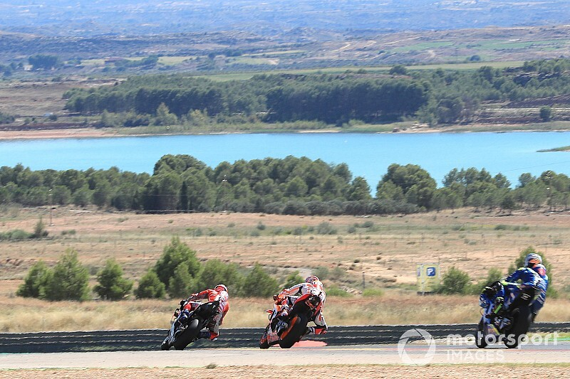 MotoGP Aragon 2019: Die Trainings im Live-Ticker