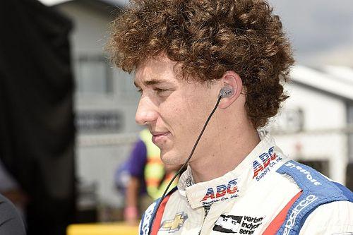 """Leist admite temporada """"difícil e carro """"seguro"""" da Indy"""