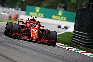 GP Italia: Raikkonen in pole a Monza, ci sono due Ferrari davanti a Hamilton