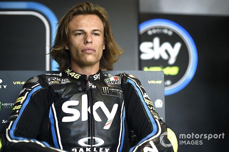 Bulega conferma l'addio allo Sky Racing Team e alla VR46 nel 2020