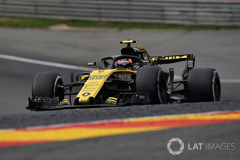 Vandoorne e Sainz trocam motor e largam do fundo em Spa