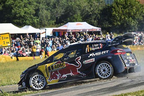 Germania, PS14: Ogier vince la stage e sale in ottava piazza superando Suninen
