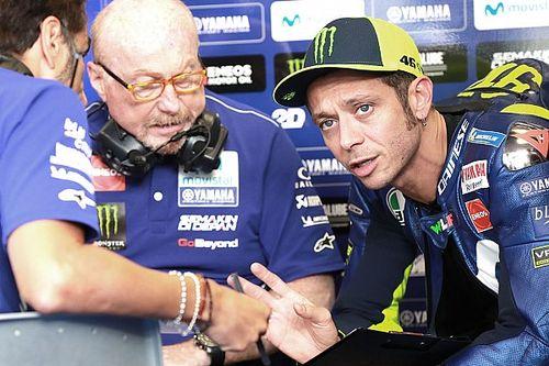 Rossi desak Yamaha cepat bereaksi