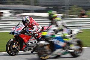 Гран При Австрии MotoGP: стартовая решетка