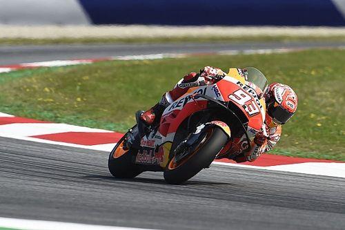 EL4 - Márquez tient tête aux Ducati malgré le retour du soleil