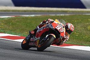 MotoGP Austria: Marquez pole position, Rossi start ke-14