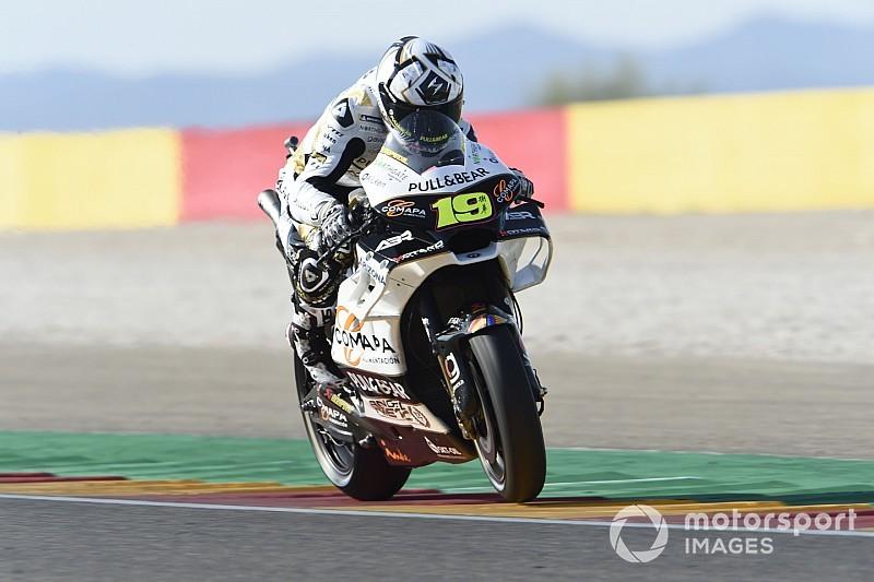 Bautista a favorit Lorenzo helyére a Ducatinál