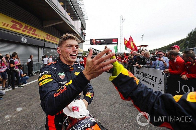 """Verstappen cree que el accidente de Leclerc y Alonso no fue tan """"dramático"""""""