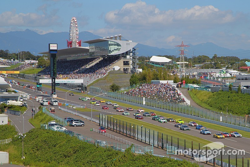 Promoted: Suzuka 10 Hours attracts star-studded cast