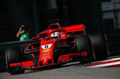 """Vettel: """"hicimos lo mejor que pudimos hoy, mañana todo puede suceder, ¡no ha terminado!"""""""